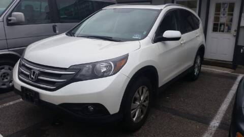2013 Honda CR-V for sale at Millennium Auto Group in Lodi NJ