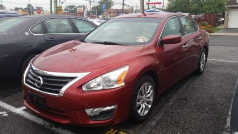 2013 Nissan Altima for sale at Millennium Auto Group in Lodi NJ