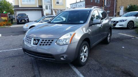 2008 Nissan Rogue for sale at Millennium Auto Group in Lodi NJ