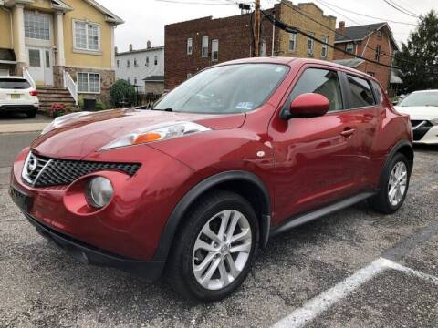 2011 Nissan JUKE for sale at Millennium Auto Group in Lodi NJ