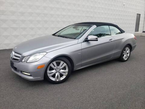 2012 Mercedes-Benz E-Class for sale at Millennium Auto Group in Lodi NJ