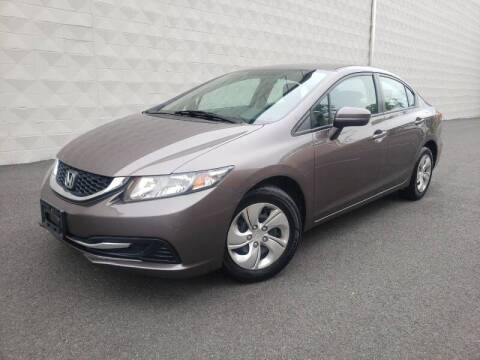 2015 Honda Civic for sale at Millennium Auto Group in Lodi NJ