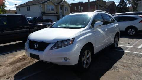 2010 Lexus RX 350 for sale at Millennium Auto Group in Lodi NJ