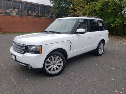 2012 Land Rover Range Rover for sale at Millennium Auto Group in Lodi NJ