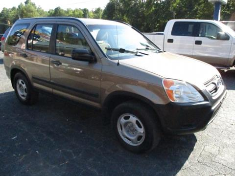 2004 Honda CR-V for sale in Cumming, GA