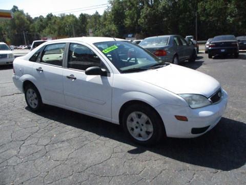 2007 Ford Focus for sale in Cumming, GA