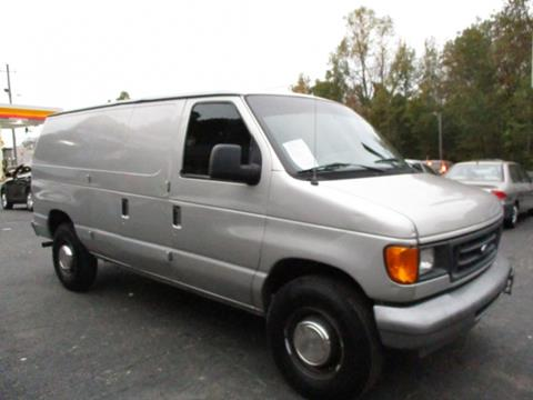 2003 Ford E-Series Cargo for sale in Cumming, GA