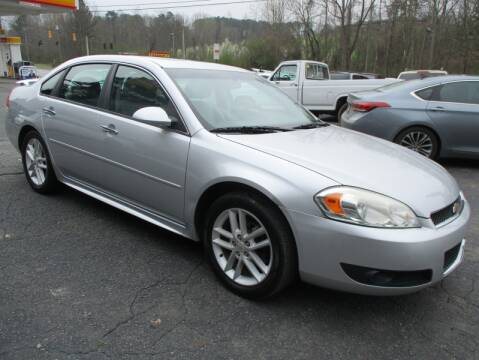 2012 Chevrolet Impala LTZ for sale at Auto Sales Cumming in Cumming GA