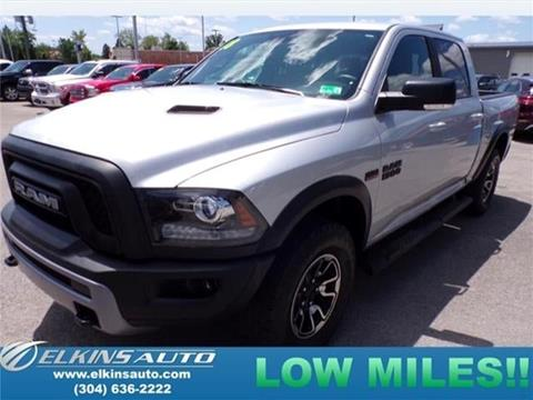 2018 RAM Ram Pickup 1500 for sale in Elkins, WV
