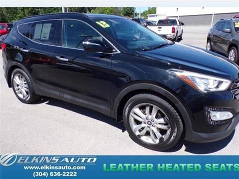 2013 Hyundai Santa Fe Sport for sale in Elkins, WV