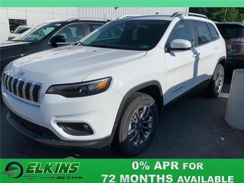 2019 Jeep Cherokee for sale in Elkins, WV