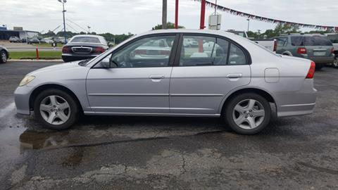 2004 Honda Civic for sale in Independence, MO
