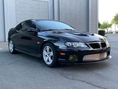 2006 Pontiac GTO for sale in Sacramento, CA