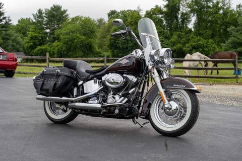 2011 Harley-Davidson 2011 HERITAGE SOFTAIL CLASSIC for sale in West Palm Beach, FL