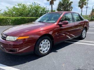 2001 Saturn L-Series for sale in West Palm Beach, FL