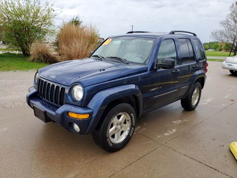 2003 Jeep Liberty for sale in Mount Pleasant, IA