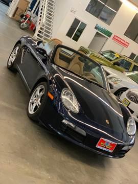2008 Porsche Boxster for sale in Sacramento, CA