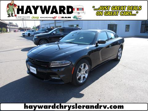 2016 Dodge Charger for sale in Hayward, WI