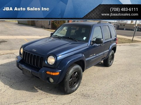 2002 Jeep Liberty for sale in Stone Park, IL