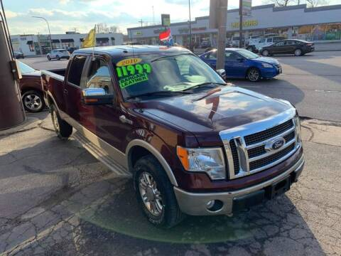 2010 Ford F-150 King Ranch for sale at JBA Auto Sales Inc in Stone Park IL