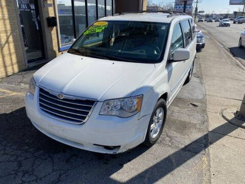 2010 Chrysler Town and Country Touring for sale at JBA Auto Sales Inc in Stone Park IL