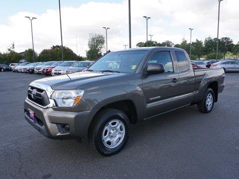 2012 Toyota Tacoma For Sale >> 2012 Toyota Tacoma For Sale In Milwaukie Or