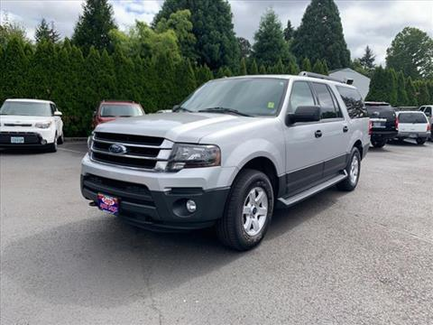 2015 Ford Expedition EL for sale in Milwaukie, OR