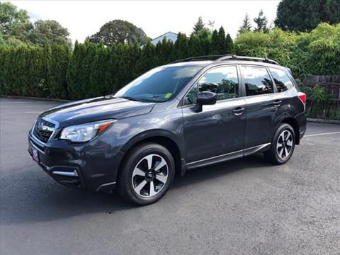 2017 Subaru Forester for sale in Milwaukie, OR