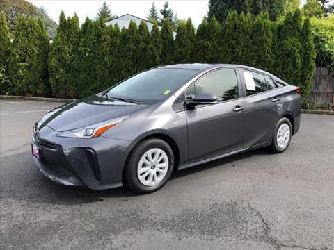 2019 Toyota Prius for sale in Milwaukie, OR