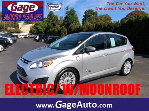 2017 Ford C-MAX Energi for sale in Milwaukie, OR