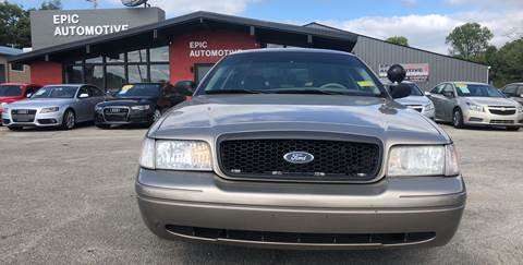 2008 Ford Crown Victoria for sale in Louisville, KY