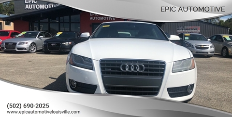 2011 Audi A5 for sale in Louisville, KY