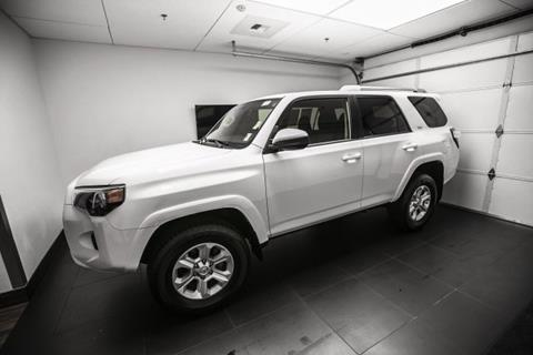 2018 Toyota 4Runner for sale in Tacoma, WA