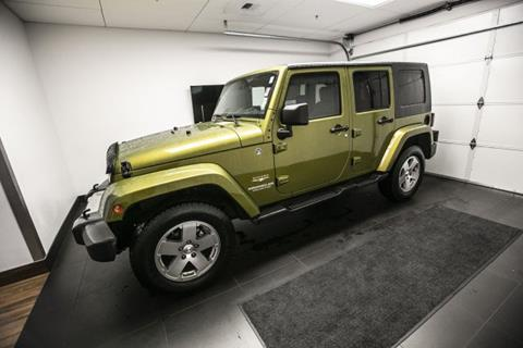 2008 Jeep Wrangler Unlimited for sale in Tacoma, WA