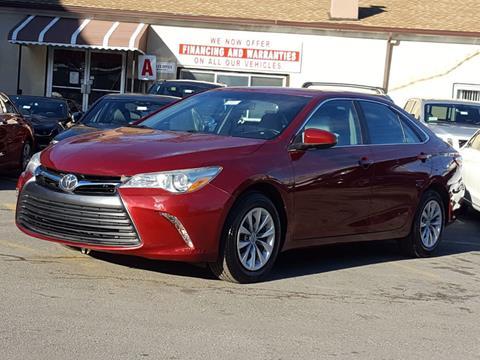 2015 Toyota Camry For Sale >> 2015 Toyota Camry For Sale In Yonkers Ny