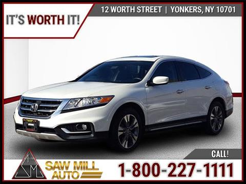 2013 Honda Crosstour for sale in Yonkers, NY