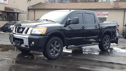 2015 Nissan Titan for sale in Yonkers, NY