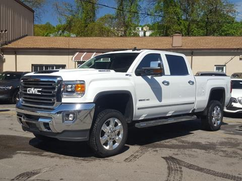 2018 GMC Sierra 2500HD for sale in Yonkers, NY