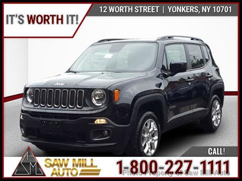 2018 Jeep Renegade for sale in Yonkers, NY