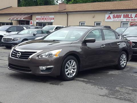 2015 Nissan Altima for sale in Yonkers, NY