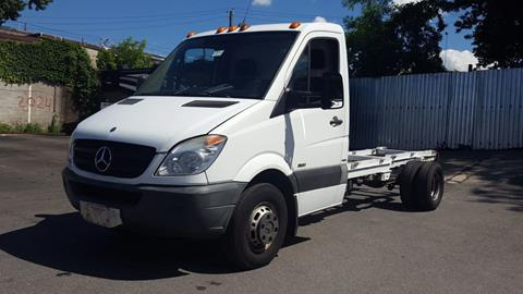 2012 Mercedes-Benz Sprinter Cab Chassis for sale in Yonkers, NY