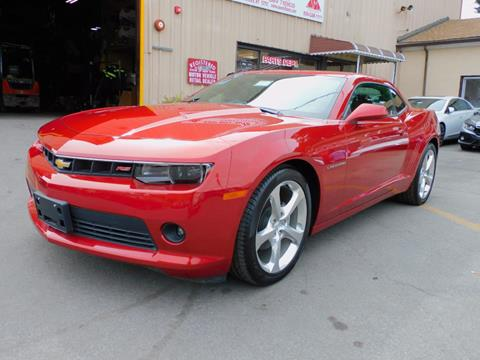 2014 Chevrolet Camaro for sale in Yonkers, NY