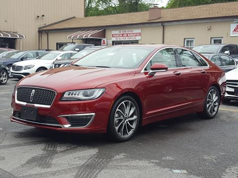 2019 Lincoln MKZ Hybrid for sale in Yonkers, NY