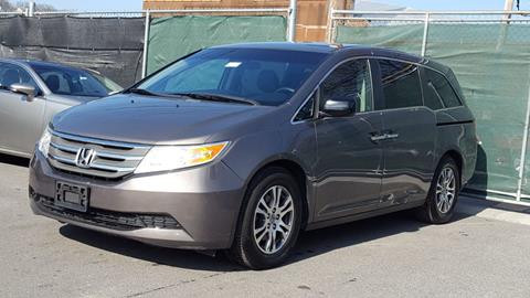 2012 Honda Odyssey for sale in Yonkers, NY
