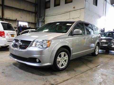 2018 Dodge Grand Caravan for sale in Yonkers, NY