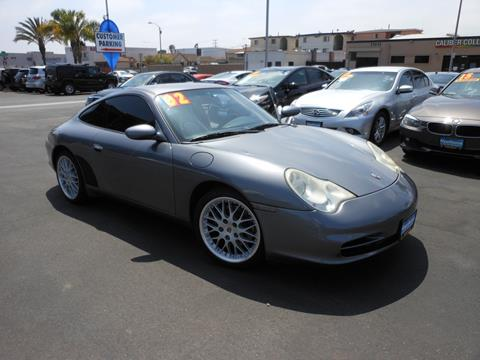 2002 Porsche 911 for sale in Hawthorne, CA
