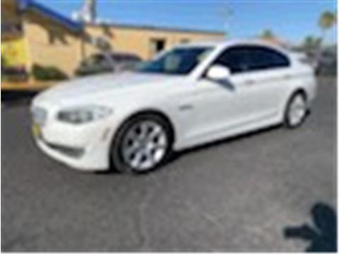 BMW Of Fresno >> 2011 Bmw 5 Series For Sale In Fresno Ca