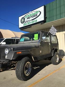 1985 Jeep CJ-7 for sale in Rapid City, SD