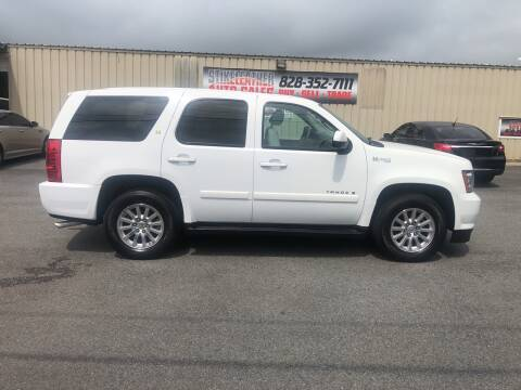 2008 Chevrolet Tahoe for sale at Stikeleather Auto Sales in Taylorsville NC