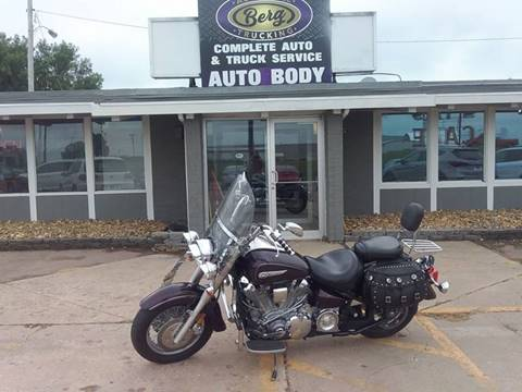 Motorcycles & Scooters For Sale in Beresford, SD - BERG AUTO